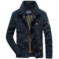 2019 New men military veste homme brand army jacket plus size 4XL AFS JEEP men jacket jaqueta masculina autumn bomber jacket