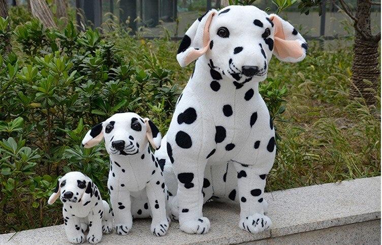 இAlta calidad libre 28 cm. 45cm. 75 cm dálmata perro encantador ...