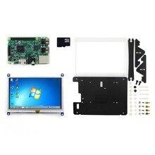 Buy RPi3 B Package E# Raspberry Pi 3 Model B Development Kit+ 5inch Screen 800*480 HDMI LCD (B) + Bicolor case + 16GB Micro SD card