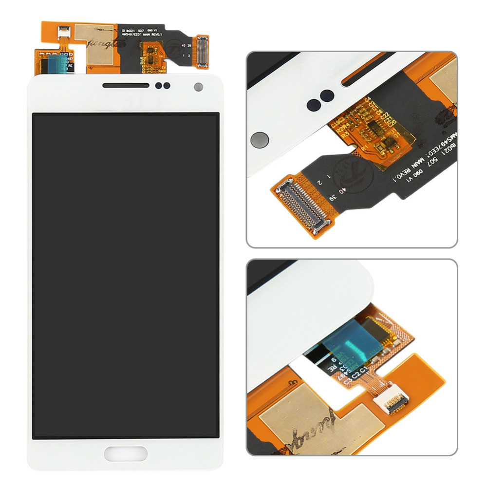 Image 5 - AAA 100% тестовый ЖК экран в сборе для Samsung Galaxy A5 2015 A500 A500F A500FU A500M A500Y A500FQ Замена ЖК дисплей Дисплей-in ЖК-экраны для мобильного телефона from Мобильные телефоны и телекоммуникации