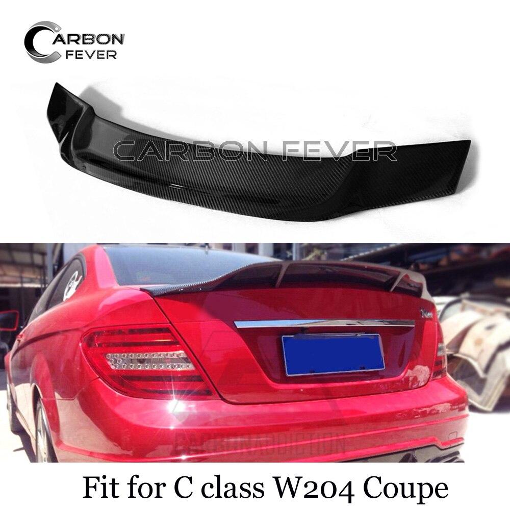 CARBON FIBER MERCEDES BENZ CLA C117 W117 CLA AMG type trunk spoiler NEW13