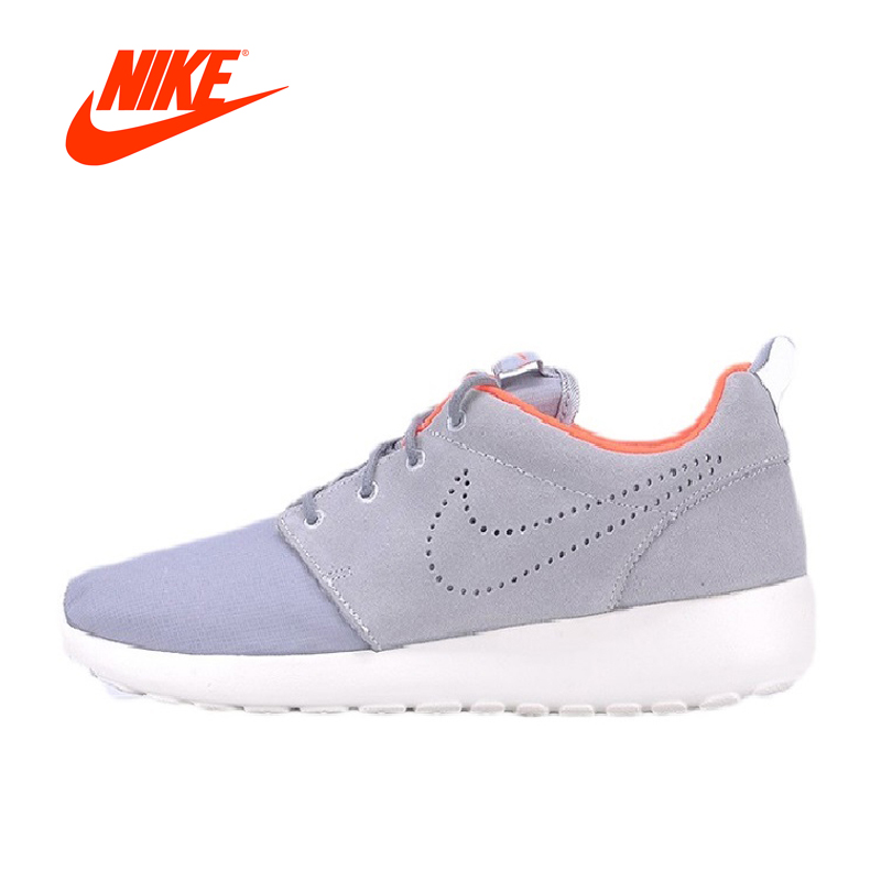 Original New Arrival Authentic NIKE ROSHE ONE PREMIUM Men's Breathable Running Shoes Sports Sneakers