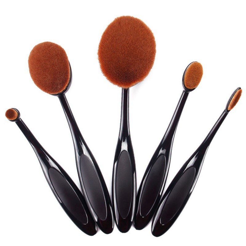 Toothbrush makeup brushes best