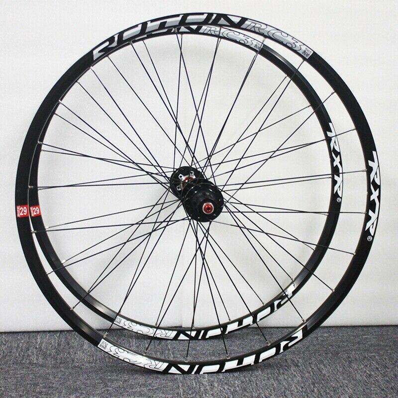 "26//27.5//29/"" Mountain Bike Wheels 7-11S Hub Front Rear Clincher Rim MTB Wheelsets"