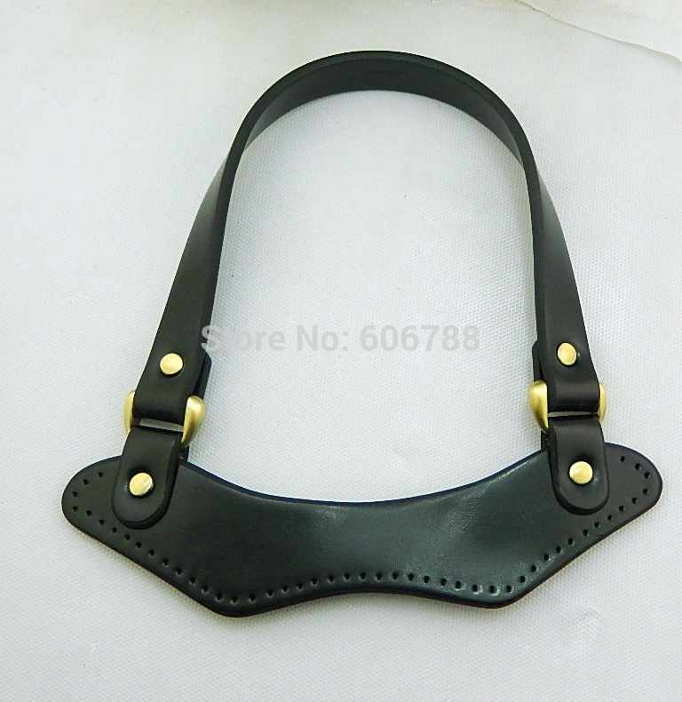 Free Shipping Diy Bag Handle Repair Strap Parts And Accessories Synthetic Leather Handbag Handles Multi Colors In From