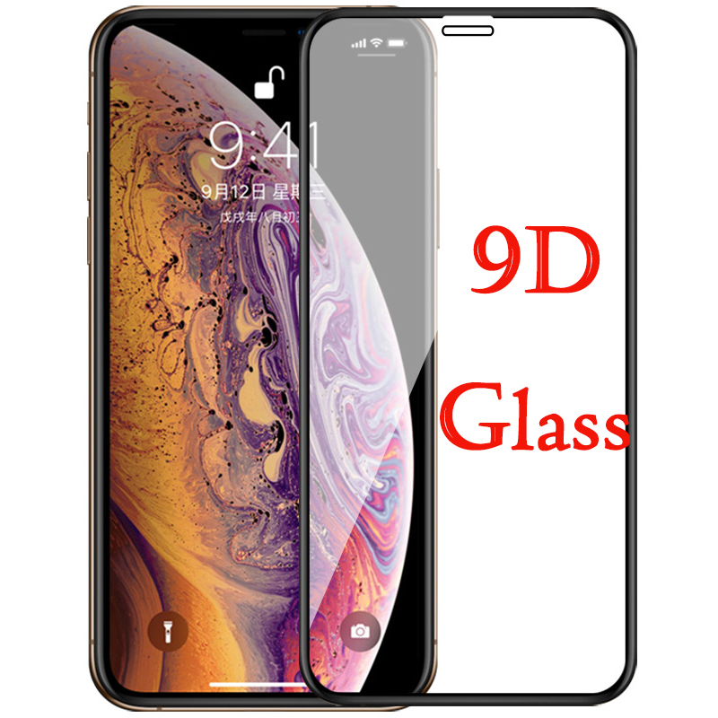 Big Sale Felkin 9d Tempered Glass For Iphone 7 8 Xr X Xs Max 5 6 6s