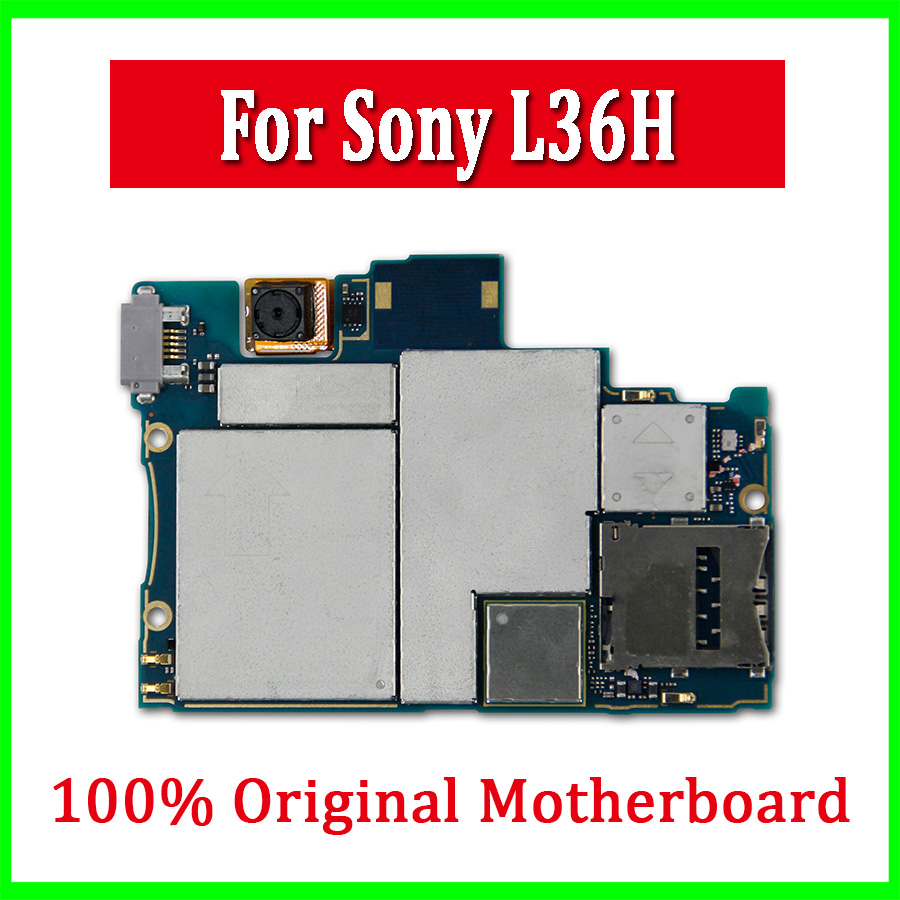 small resolution of for sony xperia z l36h c6602 c6603 motherboard original unlocked for sony xperia z l36h mainboard with chips