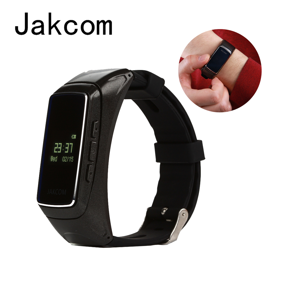 Jakcom B3 Smart Band As Bluetooth Earphone Headphones Watches w/ Heart Rate Monitor Multi-functional Smartwatches Bracelet New jakcom n2 smart nail new product of modules as stm32f4 stm32vldiscovery for arduino display