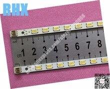 2 unid/lote para SONY KDL 55HX750 retroiluminación de la pantalla LCD bar LJ64 02875A LJ64 02876A S1G2 550SM0 R1 1 pieza = 60LED 619 MM