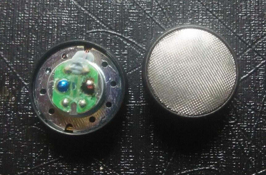 bilder für A8 ohrbügel ohrhörer lautsprecher einheit flathead