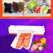 10piece110V/220V Home Food Preservation Sealing Machine Vacuum Food Sealer Fit For Kitchen