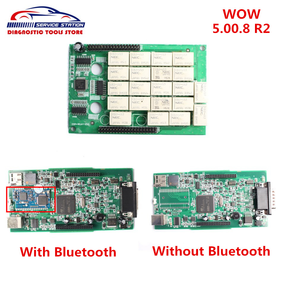 Подробнее о 2017 TCS CDP pro with wow 5.00.8 R2 bluetooth cars trucks diagnostic tool working better than cdp mvdiag free shipping dhl free shipping factory price wow cdp with bluetooth for cars and trucks tcs cdp pro v5 008r2 keygen free send by email