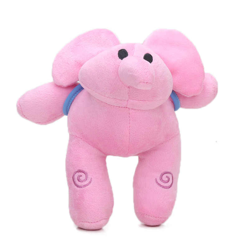 12-26 centímetros Brinquedos Pocoyo Pocoyo Elly pato Loula Pocoyo Boneca Cão de Pelúcia Stufffed Pato Elefante Macio Bonecas Animal fontes Do Partido brinquedo
