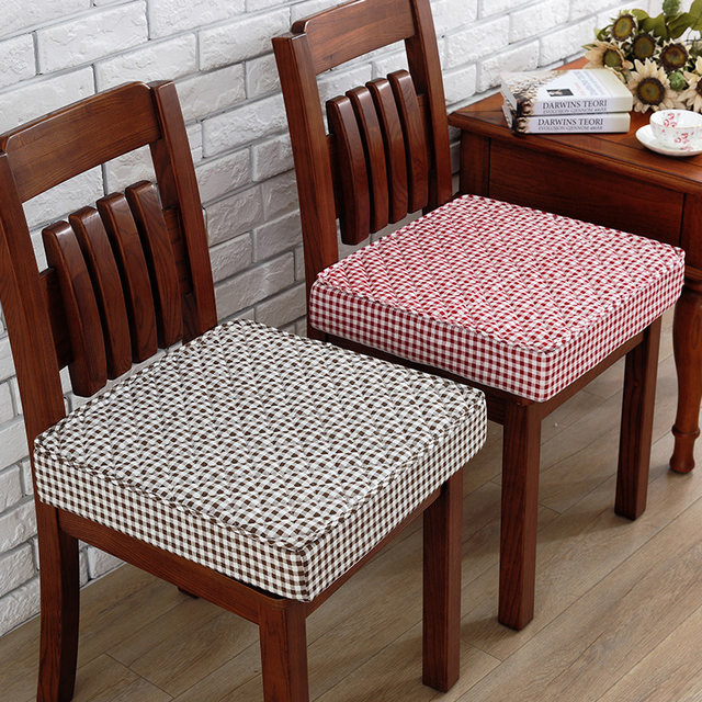 Fluid Sponge Thickening Cushion Chair Pad Four Seasons Mat Dining Elevator Seat