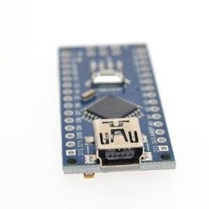 Image 3 - עם מנהל האתחול 10 יח\חבילה ננו 3.0 בקר תואם לarduino nano CH340 USB נהג לא כבל