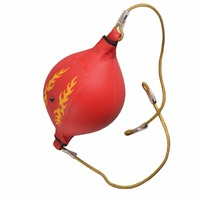 Speed Bag Punching Training Fight Ball Sports Equipment Fitness Saco Boxeo Mma Punch Bags Double End