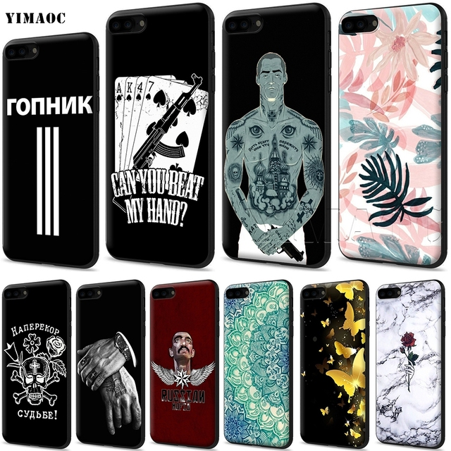 coque iphone 7 mafia