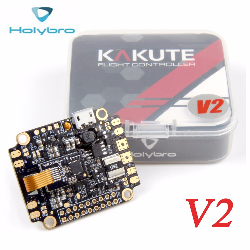 NEW Holybro Kakute F4 AIO V2 STM32 F405 Flight Controller Control With Betaflight OSD Flight Controller for FPV Freestyle Drone