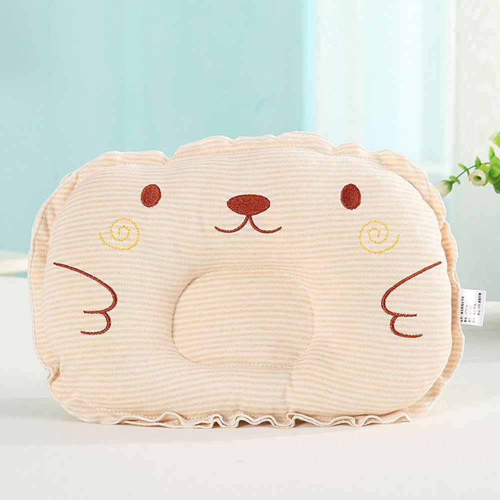 Форма в виде милого поросенка паз дизайн ребенка против скатывания сна подушка позиционер предотвращает плоский подголовник