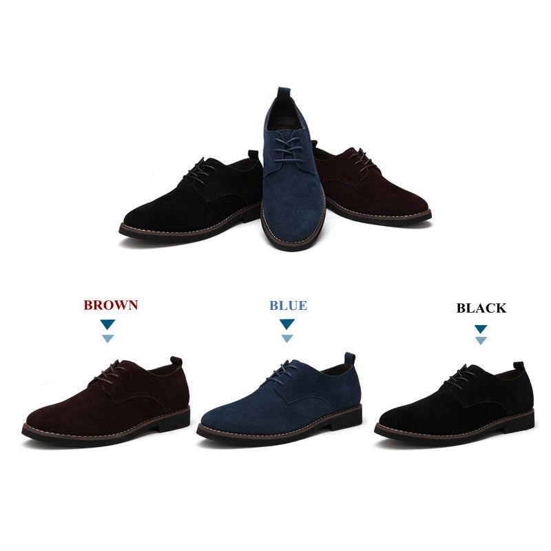 HTB1Vow0aRjTBKNjSZFDq6zVgVXaa - Suede Leather Oxford Men's Casual Shoes-Suede Leather Oxford Men's Casual Shoes