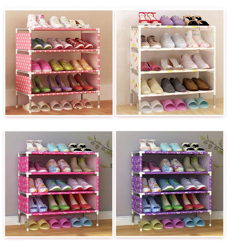 shoe racks (2)