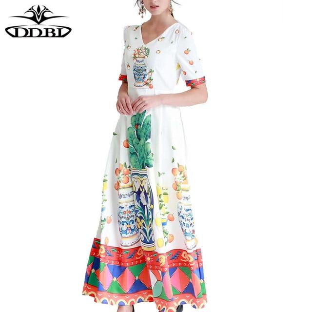 f8b7818f2f5ac women's 2018 high quality dress white floral 3d dress high quality 2018  dresses 171026-in Dresses from Women's Clothing & Accessories on ...