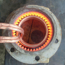 15Kw 30-80 Khz High Frequency Induction Heater Furnace