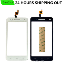 For Explay Fresh Touch Screen Digitizer Panel Front Glass Le