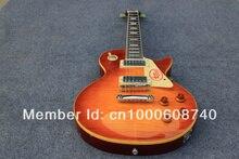 E-gitarre lp modell der sunset farbe kann angepasst werden entsprechend der anforderung