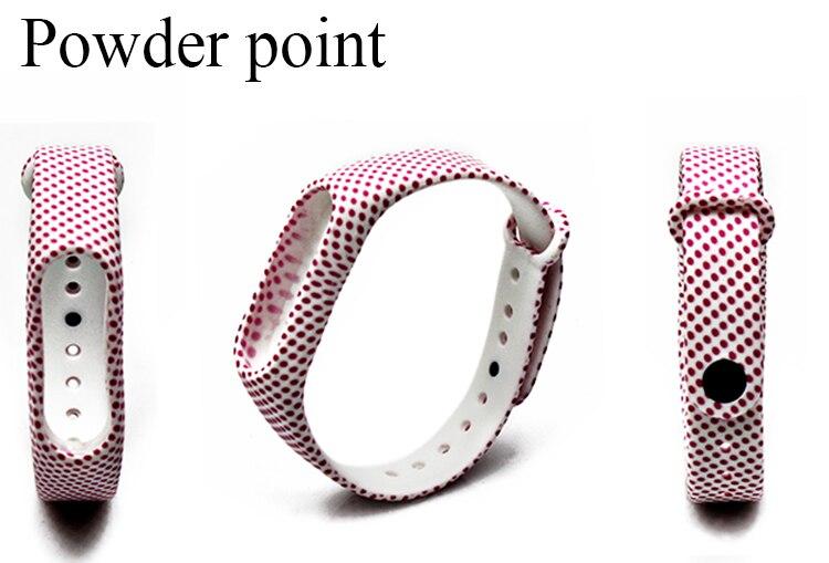 Powder point