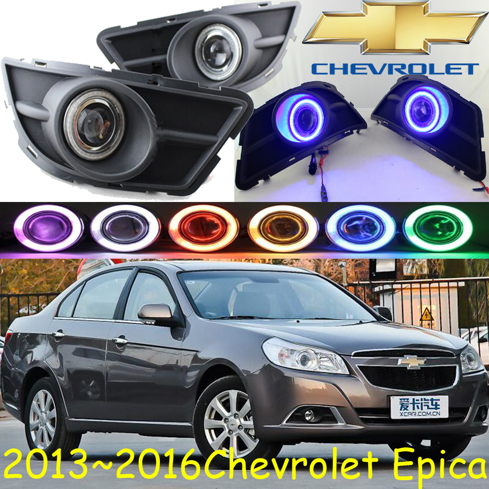 Epica fog light LED 2013~2016 Free ship!Epica daytime light,2ps/set+wire ON/OFF:Halogen/HID XENON+Ballast,Epica bqlzr dc12 24v black push button switch with connector wire s ot on off fog led light for toyota old style