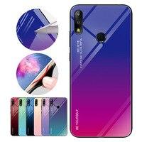 Gradiënt Gehard Glas Case Voor Asus Zenfone Max (M2) ZB633KL Voor Asus Zenfone Max Pro (M2) ZB631KL Max Pro (M1) ZB601KL ZB602K