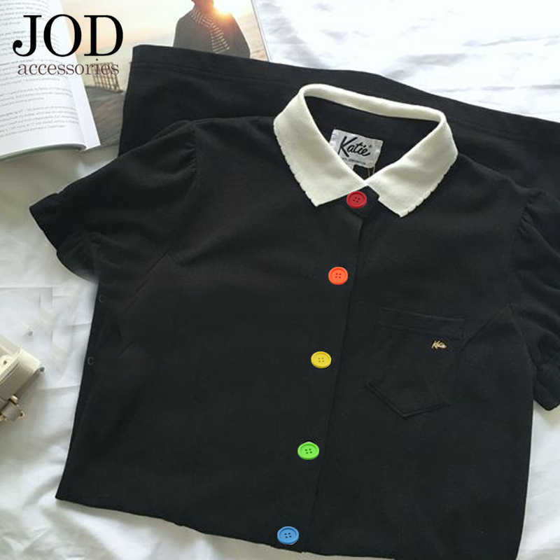 20 sztuk rozmiar: 15-25cm okrągły żywica małe guziki do szycia odzieży dekoracyjne przycisk Scrapbooking odzieży DIY akcesoria odzieżowe
