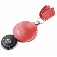 Royal Blue Leather Keychain Key Case Key Holder Key Packs For Mini Cooper