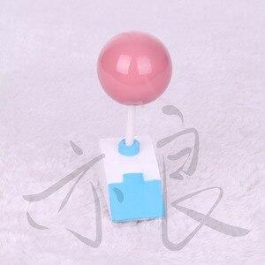 Image 4 - Die Katastrophalen Leben von Saiki K. Cosplay Perücke Saiki Kusuo Gerade Kurze Rosa Synthetische Haar + Perücke Kappe