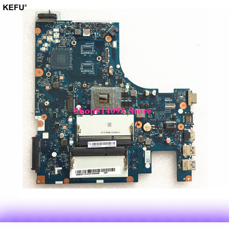 KEFU MAIN BOARD For Lenovo G50 G50-45 Laptop Motherboard A6 CPU ACLU5 AULU6 NM-A281 REV:1.0 DDR3 100% tested