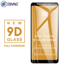 ESVNE 9D Tempered Protective Glass For redmi note 7 6 pro K20 Pro xiaomi  6A 7A 6pro Screen protector full Cover