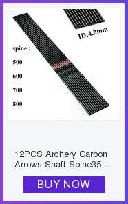 12 pçs linkboy id6.2mm Spine300 600 para
