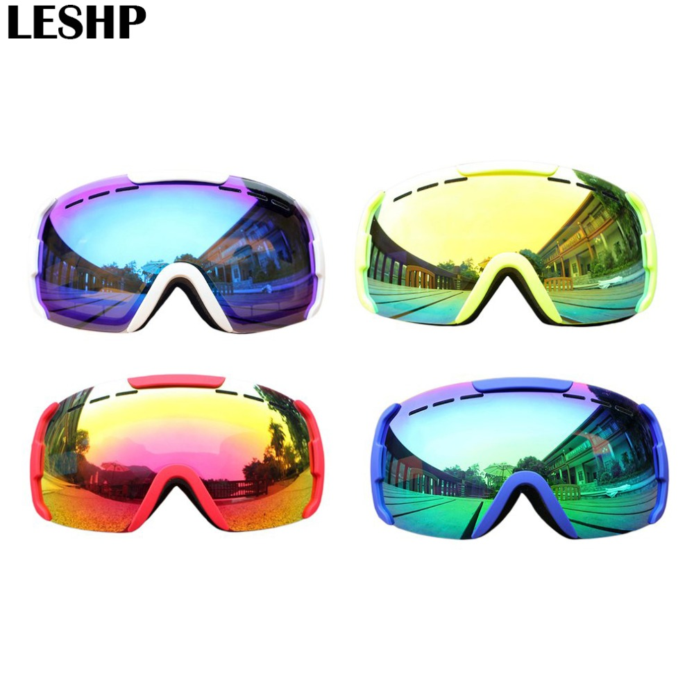 Outdoor Sports Eyewear Winter Snow Skiiing Cycling Goggles Dustproof Anti Fog Windproof UV Protective Sunglasses adidas originals adidas originals ad093emfsy40