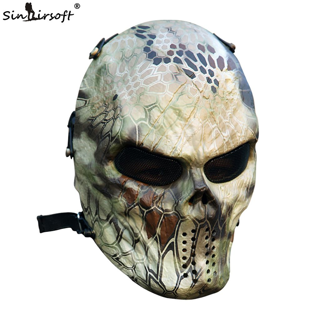 Compare Prices on Camouflage Paintball Mask- Online Shopping/Buy ...