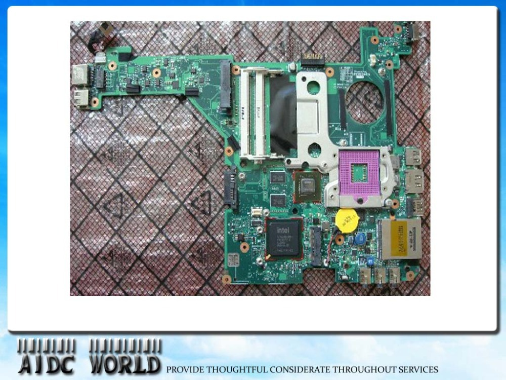 for HP Pavilion DV3500 DV3600 series 496097-001 laptop motherboard 100% tested okay! free shipping 683030 001 for hp pavilion g4 g6 g7 laptop motherboard 100% tested okay