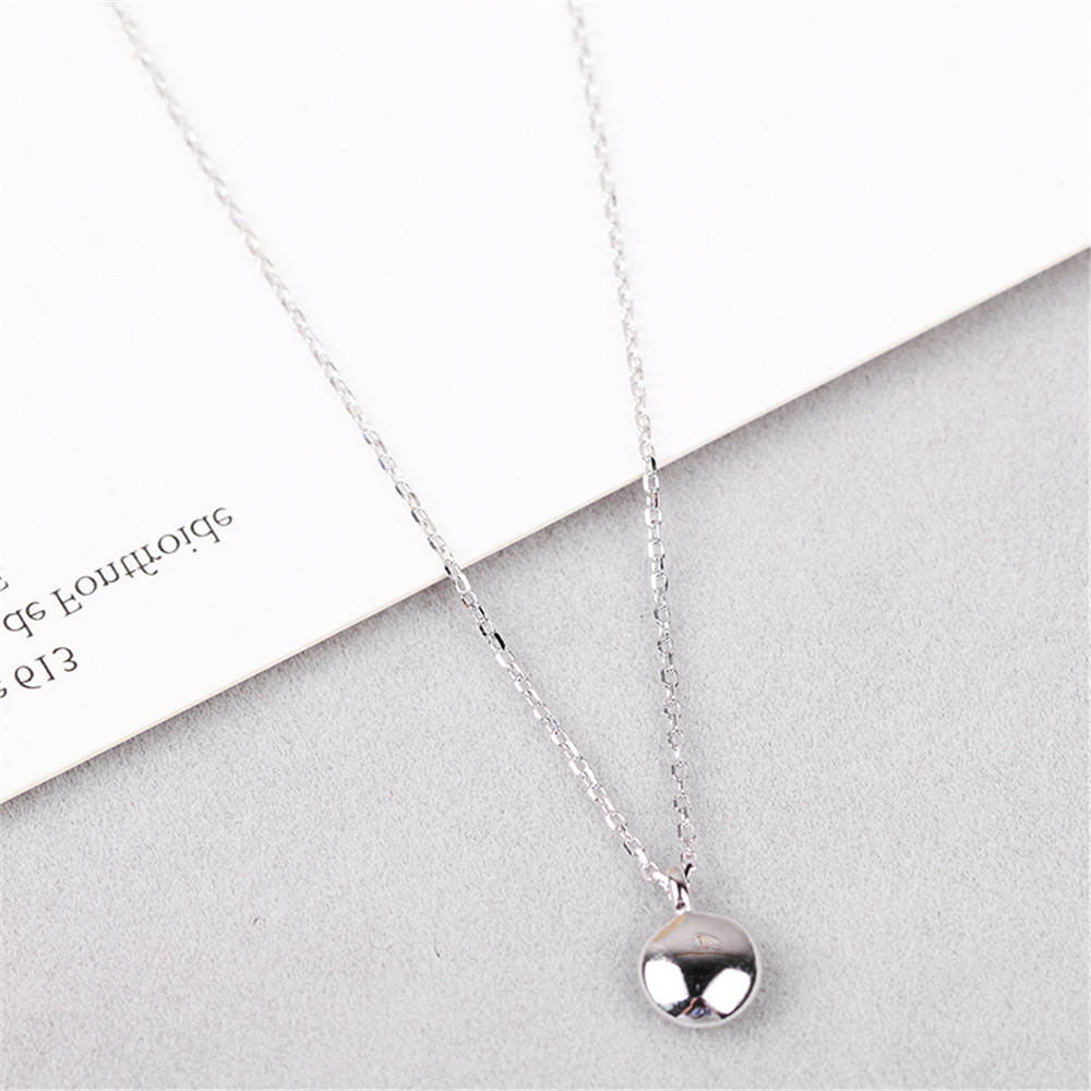 Choker Necklaces For Women Gold Silver S925 Sterling Chain Necklace Pendant Chocker Jewelry