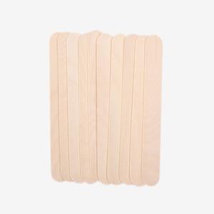 Image 5 - 20 قطعة خافض لسان الخشب الصبح عصا الوشم أدوات خافض لسان المتاح الخيزران إزالة العصي الوشم التموين