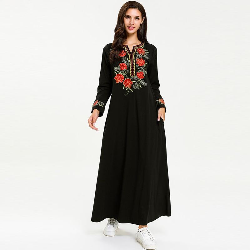Abaya Robe Femme Turkey Islam Hijab Muslim Dress Abayas For Women Dubai Caftan Marocain Kaftan Ramadan Elbise Omani Vestidos