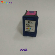 1 Pk  Color Refilled 15ml Ink Cartridge For HP22 22XL C9352AN