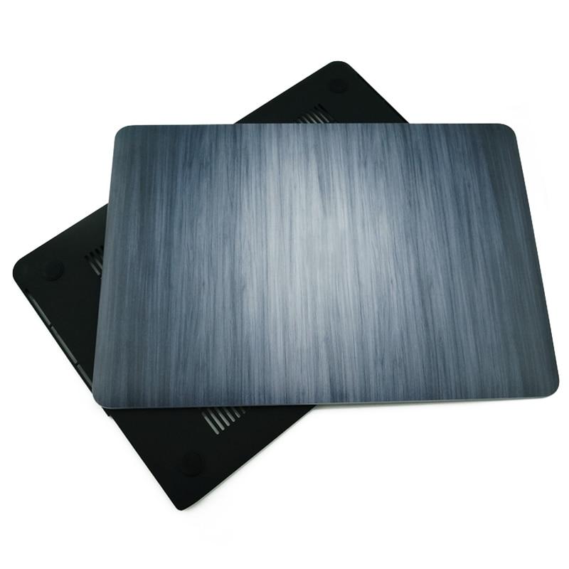 Visas medienos grūdų dėklas Macbook Air Pro Retina 11 12 13 15 - Nešiojamų kompiuterių priedai - Nuotrauka 2