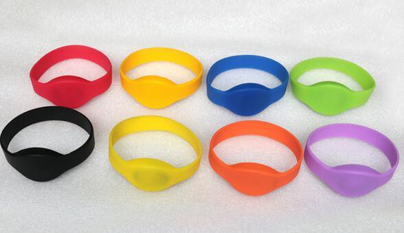 125khz RFID EM4100/TK4100 Wristband Bracelet ,ID Silicone Wrist Strap | ID Watch Card | RFID Sauna Club Hand card,min:1pcs 1pcs 125khz rfid proximity id card waterproof tk4100 em card wristbands silicone rfid bracelets