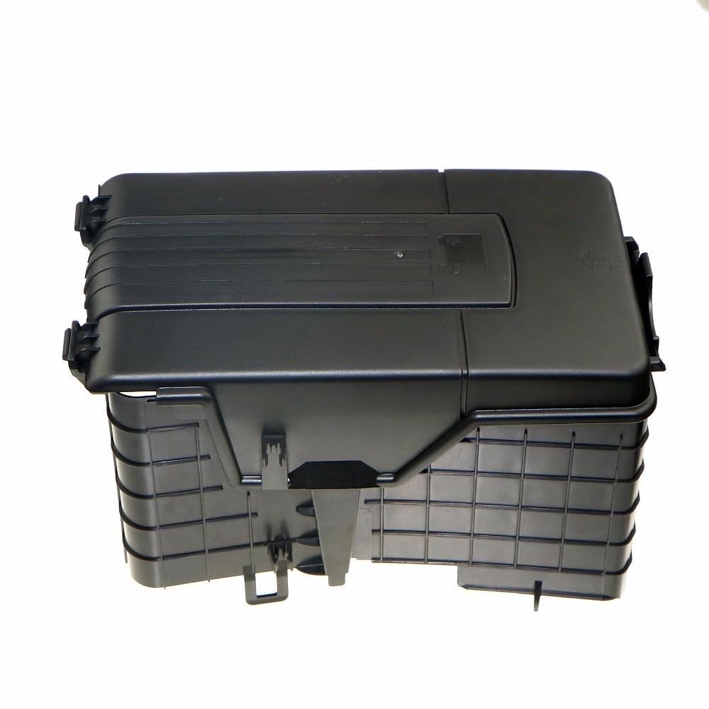 Ensemble de couverture anti-poussière de couverture de batterie d'origine 3 pièces pour VW Jetta Golf MK5 MK6 Passat B6 Tiguan A3 Octavia Seat Leon 3C0 915 443 A