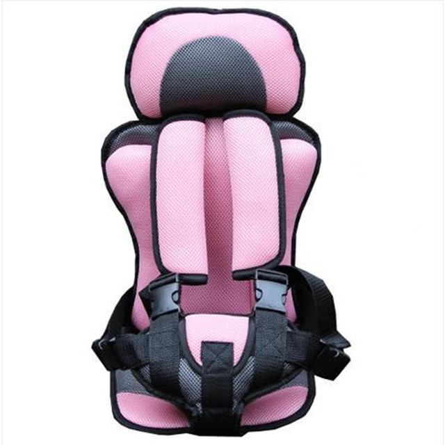 Baby recliner 5 point harness car seat portable Baby to protect car child safety seat children's car seat cushion