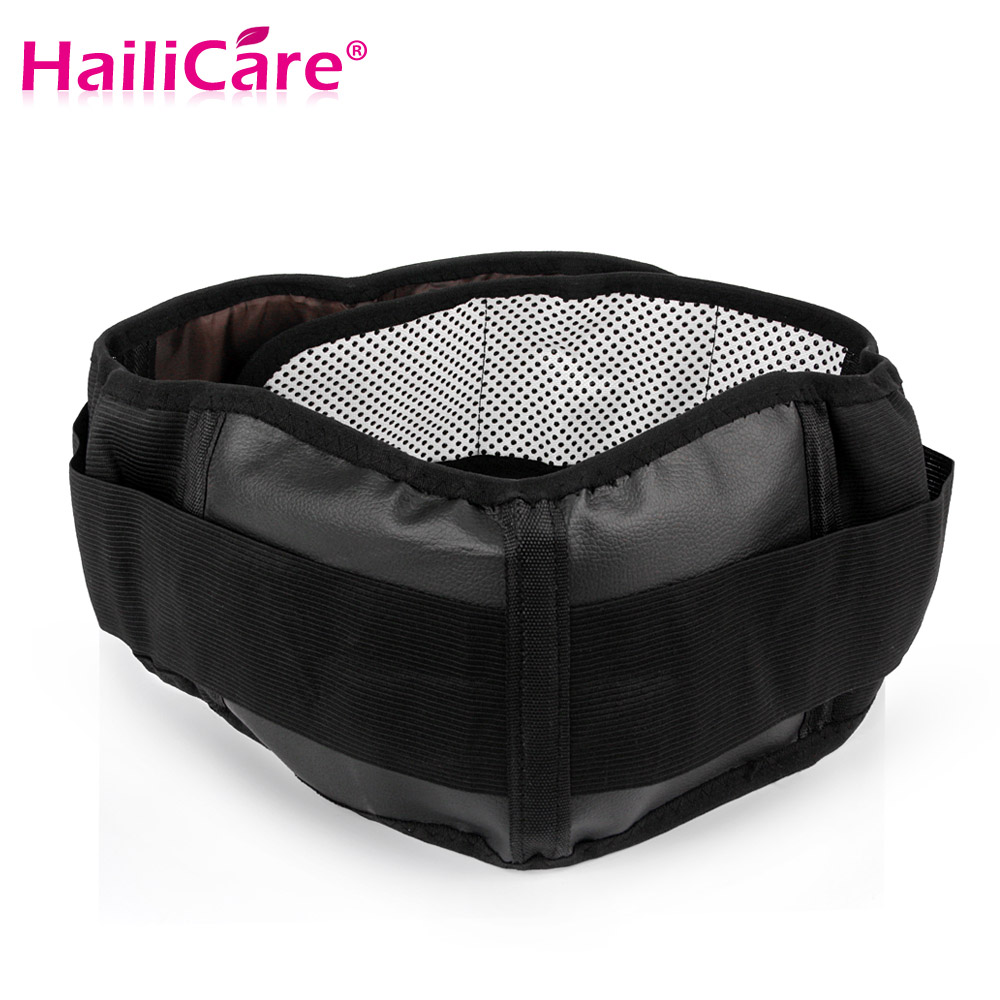 Adjustable Self-heating Magnetic Therapy Waist Support Belt Tourmaline Lumbar Back brace Sport Belts